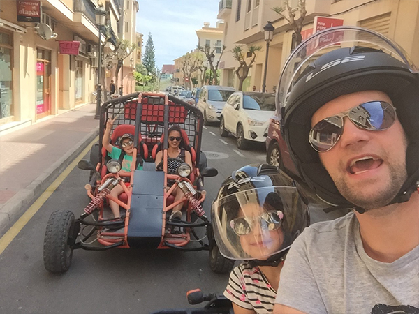 Benidorm Buggies tour