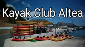 Kayak club Altea